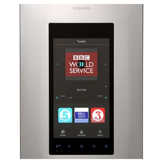 Samsung RB38K7998S4 Family Hub Smart Fridge Freezer in St Steel 1 93m