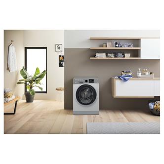 Hotpoint RDG9643GKUKN Futura 9kg Wash 6kg Dry 1400rpm Freestanding Washer Dryer - Graphite