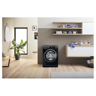 Hotpoint RDG9643KSUKN Futura 9kg Wash 6kg Dry 1400rpm Freestanding Washer Dryer - Black