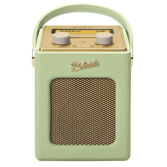 Roberts REVIVMINI L Revival Mini DAB DAB FM RDS Radio Leaf