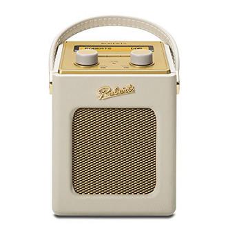 Roberts REVIVMINI PC Revival Mini DAB DAB FM RDS Radio w Charger Paste