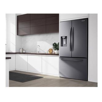 Samsung RF23R62E3SR French Style 3 Door Fr Fr Fridge Freezer St St I W