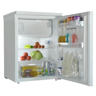 Iceking RK6129W 60cm Undercounter Fridge with Ice Box White A