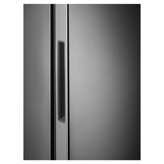 AEG RKB638E2MX 60cm Tall Larder Fridge in St St 1 86m 380L E Rated