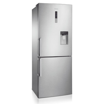 Samsung RL4362FBASL Tall Fridge Freezer - Stainless Steel