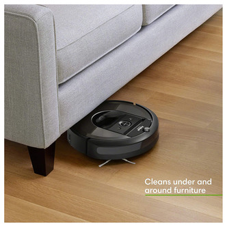 Image of iRobot ROOMBA I7150 Robot Vacuum Cleaner with Smart App Wi Fi