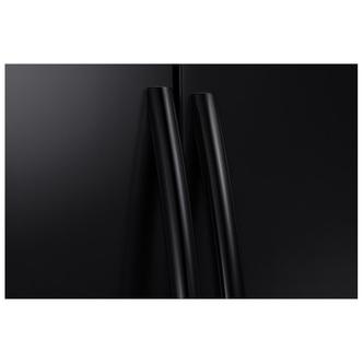 Samsung RS50N3413BC American Fridge Freezer in Black Ice Water 1 78m F