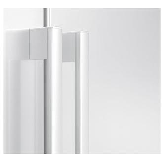 Samsung RS52N3313WW American Fridge Freezer in White Water Disp 1 78m