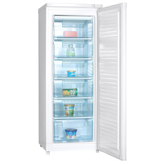 Image of Iceking RZ203W E 55cm Tall Freezer in White 1 43m 163L A Rated
