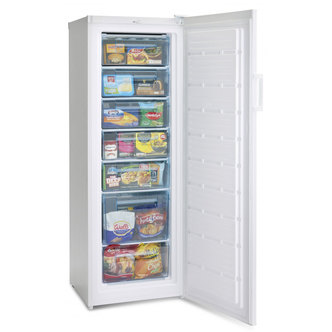 Iceking RZ245 AP2 60cm Tall Freezer in White 1 70m A Rated