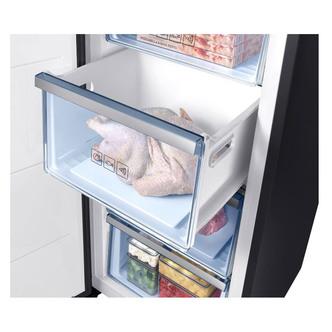 Samsung RZ32M7125BN Tall Frost Free Freezer in Black 1 86m 315L