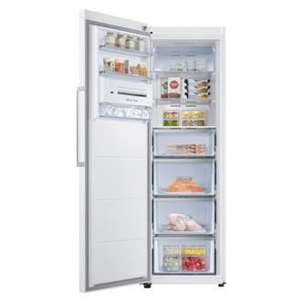Samsung RZ32M7125WW Tall Frost Free Freezer in White 1 86m 315L