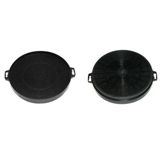 Baumatic S1 FILTER Charcoal Filter 2 Pack for Hoods Suits BT Hood Rang