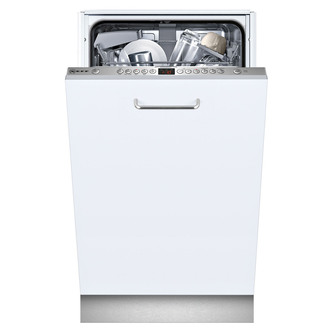 Neff S583C50X0G 45cm Fully Integrated Dishwasher 9 Place Settings A