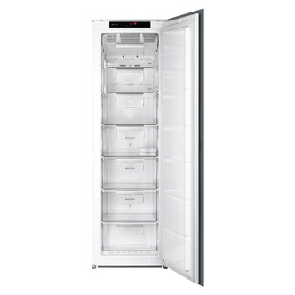 Smeg S7220FNDP 60cm Integrated In Column Frost Free Freezer A Rated