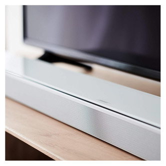 Image of Bose SB 700 WHT Soundbar 700 in White with Amazon Alexa Built In