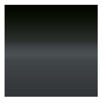 Unbranded 444442909 Unbranded 100cm Glass Splashback in Black