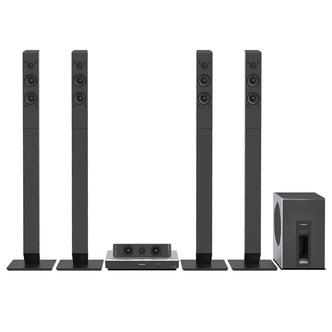 Panasonic SC BTT885EB9 3D Bly Ray Full HD 1080p 5 1Ch Surround Sound