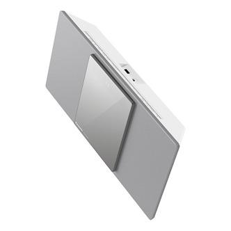 Panasonic SCHC1020EBS Bluetooth Wi Fi DAB CD Micro Hi Fi System in Sil