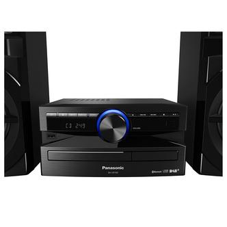 Panasonic SCUX102EK Urban Audio Series Compact Hi Fi System in Black 3