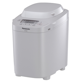 Panasonic SD 2500WXC 10 Mode Automatic Bread Maker in White Gluten Fre