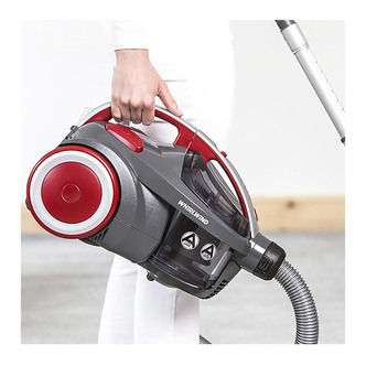 Hoover SE71 WR02 Whirlwind Bagless Cylinder Vacuum Cleaner in Red 700W