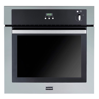 Stoves 444440936 Built In Professional Single Gas Oven in St Steel