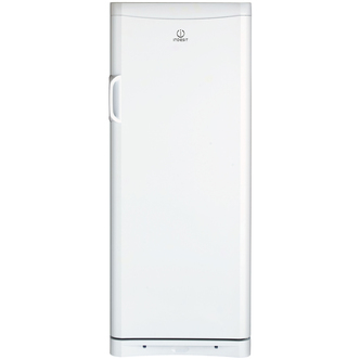 Indesit SIAA12 Tall Larder Fridge in White 1 75m 342L A Rated