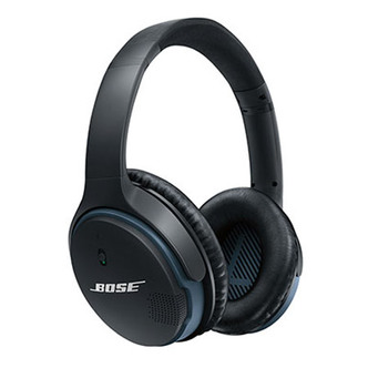 Bose SL AE II BK SoundLink MkII Around Ear Bluetooth Headphones in Bla