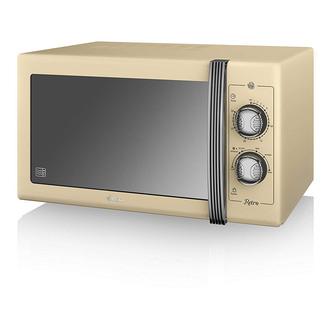 Swan SM22070CN Standard Microwave - Cream
