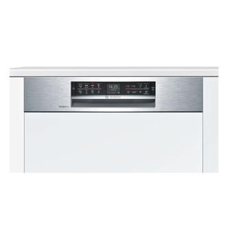 Bosch SMI68TS06E Serie 6 H C Semi Integrated Dishwasher in St St 14 Pl