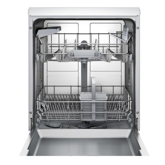 Bosch SMS25AI00G Serie 2 60cm Dishwasher in Silver 12 Place Setting A
