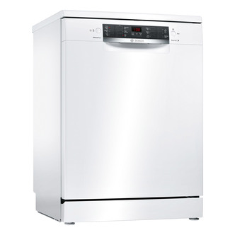 Bosch SMS46IW04G Serie 4 60cm Dishwasher in White 13 Place Setting A