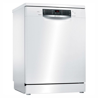 Image of Bosch SMS46IW10G Serie 4 60cm Dishwasher in White 13 Place Setting A