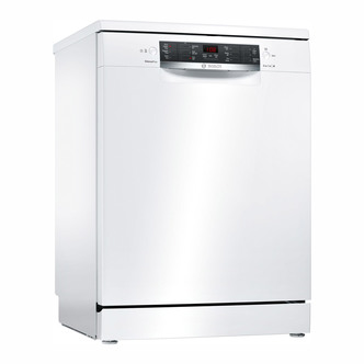 Image of Bosch SMS46MW03G Serie 4 60cm Dishwasher in White 14 Place Setting A