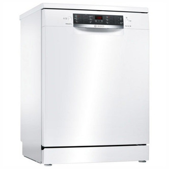 Bosch SMS46MW05G 60cm Dishwasher in White 14 Place Settings A