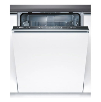 Bosch SMV50C10GB 60cm Fully Integrated Dishwasher in Black 12 Place A