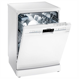 Image of Siemens SN236W02JG 60cm iQ300 Dishwasher in White 13 Place Settings A