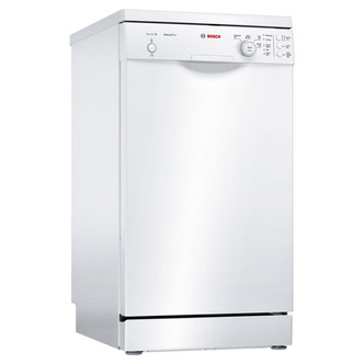 Bosch SPS24CW00G 45cm Serie 2 Slimline Dishwasher in White 9 Place A