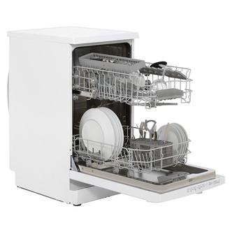Bosch SPS40E32GB 45cm Serie 2 Slimline Dishwasher in White 9 Place