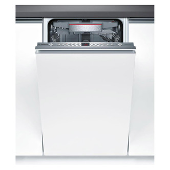 Bosch SPV66TX00G Serie 6 45cm Fully Integrated Dishwasher Steel 10 Pla