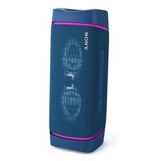 Sony SRS XB33L Waterproof Portable Bluetooth Wireless Speaker in Blue