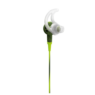 Bose SoundSport In Ear Headphones for Apple Devices in Green SoundSpor