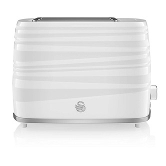 Swan ST31050WN Symphony 2 Slice Toaster in White