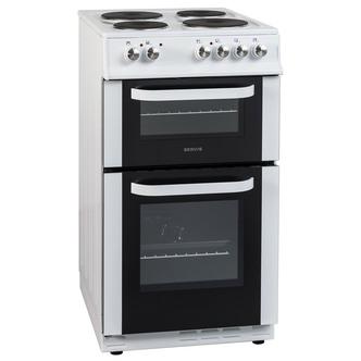 Servis STE50W Electric Cooker - White