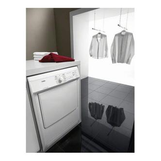 Image of AEG T65170AV 7kg Vented Tumble Dryer in White Sensor Drying C Rated