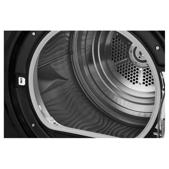Hotpoint TCFS83BGK 8kg AQUARIUS Condenser Tumble Dryer in Black Sensor