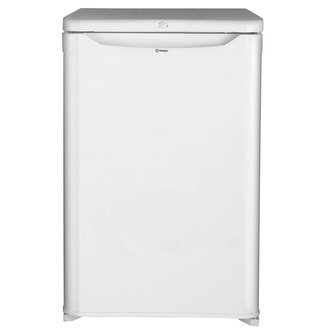 Indesit TFAA10 55cm Undercounter Fridge with Ice Box in White A