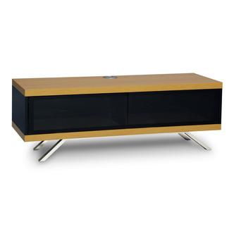 MDA Design TUC 1200 OAK Tucana 1200mm Wide TV Cabinet in Oak