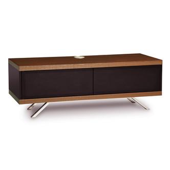 MDA Design TUC 1200 WAL Tucana 1200mm Wide TV Cabinet in Walnut